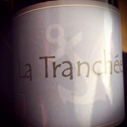 Yoyo Vin de France La Tranchée 2014