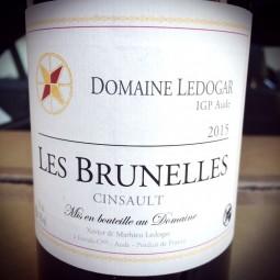 Domaine Ledogar IGP Aude Les Brunelles 2015
