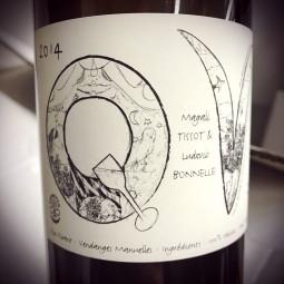 Domaine du Pech Vin de France blanc QV 2014