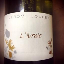 Domaine Jérôme Jouret (ex- Les Clapas) Vin de France L'Ivraie 2015