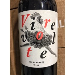 Les Closeries des Moussis Vin de France Virevolte 2015