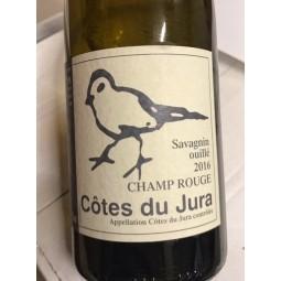Didier Grappe Côtes du Jura blanc Savagnin Ouillé Champ Rouge 2016