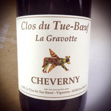 Clos du Tue Boeuf Cheverny Gravotte 2015 Magnum