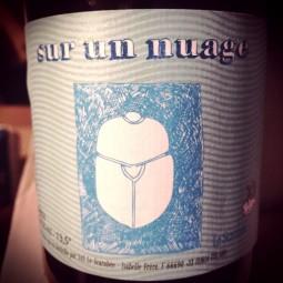 Le Scarabée Vin de France Sur Un Nuage 2014 Magnum