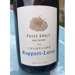 Ruppert-Leroy Champagne Blanc de Noirs Fosse Grély (2014)