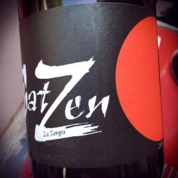 La Sorga Vin de France blanc Chat Zen 2013