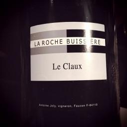 La Roche Buissière Côtes du Rhône Le Claux 2013