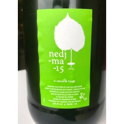 Le Raisin et l'Ange (Azzoni) Vin de France Nedjma 2015 Magnum
