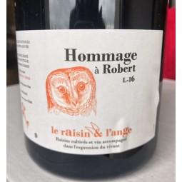 Le Raisin et l'Ange (Azzoni) Vin de France Hommage à Robert 2016 Magnum