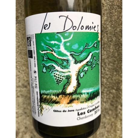 Domaine des Dolomies Côtes du Jura chardonnay Les Combes 2016