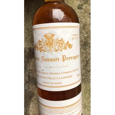 Château Rousset-Peyraguey Vin de France Crème de Tête 2010