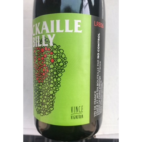 No Control Vin de France Rockaille Billy 2016 Magnum