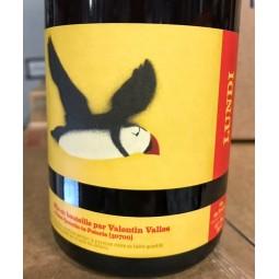Valentin Vallés Vin de France rosé Lundi 2016