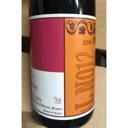 Domaine Schueller Alsace Pinot Noir LN 012 2016