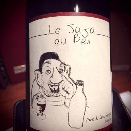 Anne & Jean-François Ganevat Vin de France Le Jaja du Ben 2016
