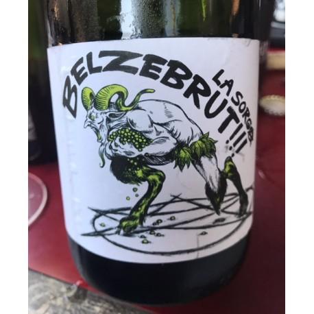 La Sorga Vin de France blanc pétillant Belzebrut 2016