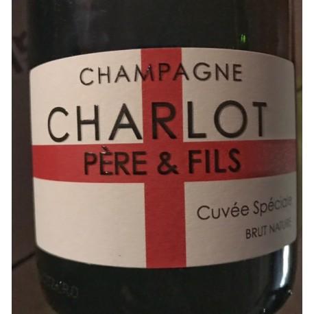 Domaine Charlot Champagne Extra Brut non dosé Cuvée Spéciale
