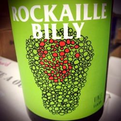 No Control Vin de France rouge Rockaille Billy 2015 Magnum