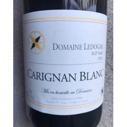 Domaine Ledogar Vin de France Carignan Blanc 2016