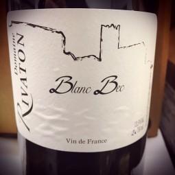 Domaine Rivaton Vin de France blanc Blanc Bec 2015 Magnum