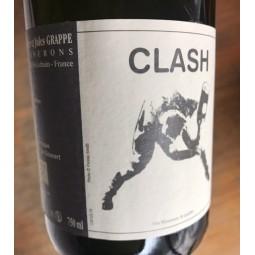 Didier Grappe Vin Mousseux de Qualité Clash (2016)