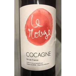Stéphan Elzière Vin de France Cocagne Le Rouge 2016