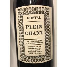 Louis & Charlotte Pérot Vin de France Plein Chant 2016