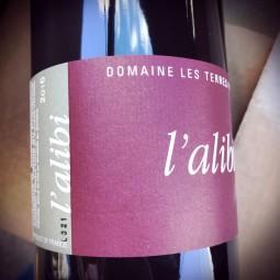 Domaine Les Terres Promises AOP Coteaux Varois en Provence L'Alibi 2011
