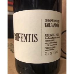 Domaine Benjamin Taillandier Minervois Bufentis 2016