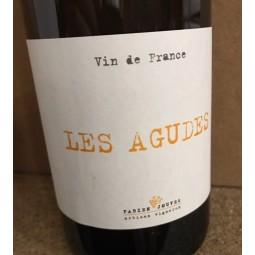 Fabien Jouves Vin de France blanc Agudes 2017