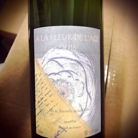 Les Vins du Cabanon Vin de France blanc La Fleur de l'Age 2017 Magnum