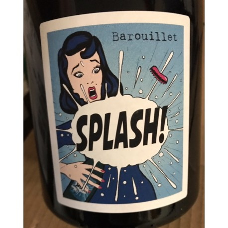 Château Barouillet Vin de France Pét-Nat Splash 2017