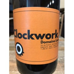 ZULU Vin de France blanc Clockwork 2015