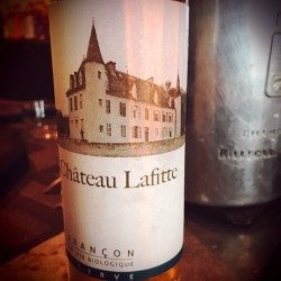 Château Lafitte Jurançon Réserve 2013