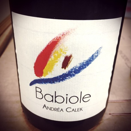 Andrea Calek Vin de France Babiole 2015