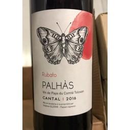Stéphan Elzière Vin de Pays du Comté Tolosan Cantal Palhas 2014
