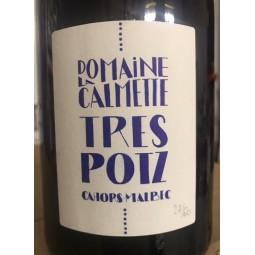 Domaine la Calmette Cahors Trespotz 2017