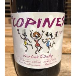 Jean-Louis Tribouley Vin de France Les Copines 2017