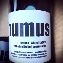 Quinta do Paço Vinho Blanc Regional de Lisboa Humus Blanco 2015