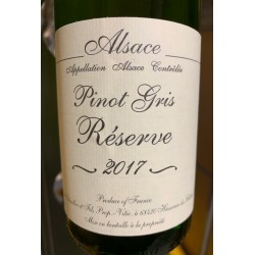 Domaine Schueller Alsace Pinot Gris Réserve 2017
