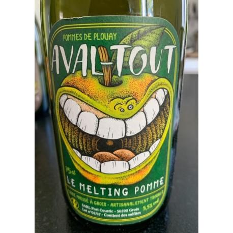 Port Coustic Cidre Brut Aval Tout Lot 02/17