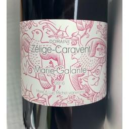 Zélige-Caravent Vin de France rouge Marie-Galante 2016
