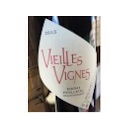 Rémi Poujol Coteaux du Languedoc Le Temps Fait Tout Vieilles Vignes 2010