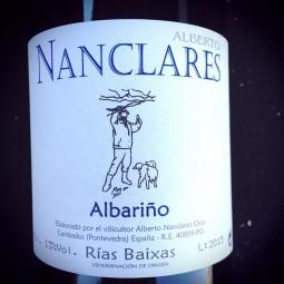 Nanclares & Prieto Rias Baixas Albariño 2015