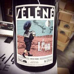 Séléné (Sylvère Trichard) Vin de France rouge Léon 2016 Magnum