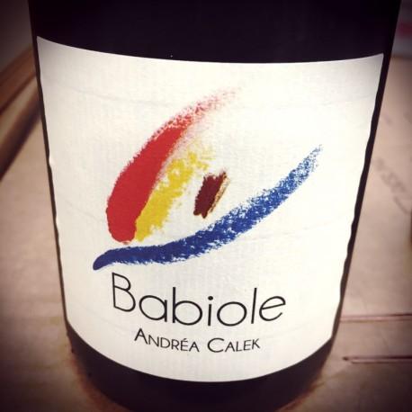 Andrea Calek Vin de France Babiole 2014