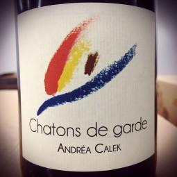 Andrea Calek Vin de France Chatons de Garde 2014