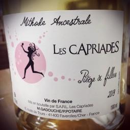 Les Capriades Vin de France blanc Piège à Filles 2013 Magnum