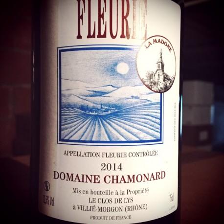 Domaine Chamonard Fleurie 2014