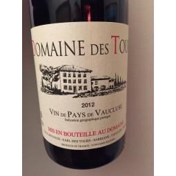 Domaine des Tours Vin de Pays du Vaucluse 2013